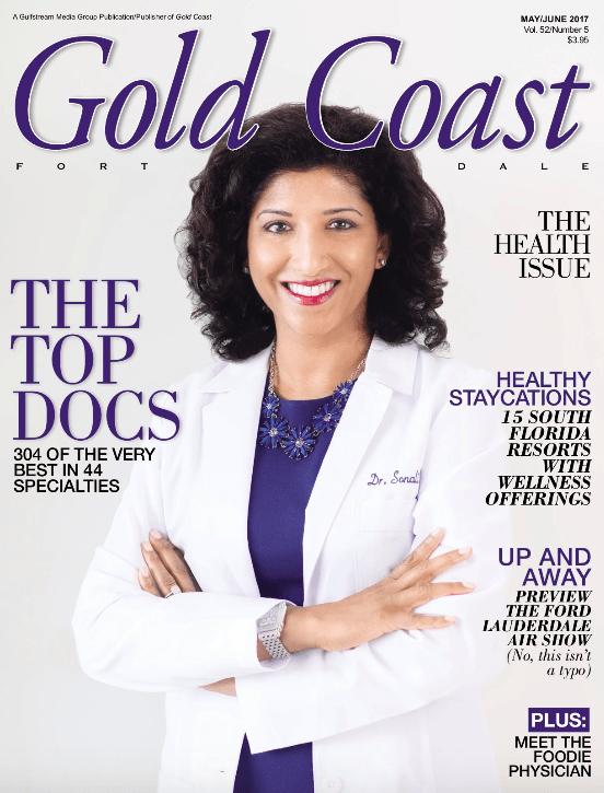 gold coast magazine top doctor